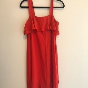 Madewell High Low Sundress